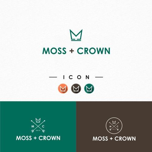 moss + crown