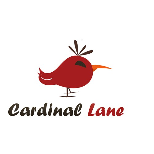 Minimalist Logo for Cardinal Lane Software LLC