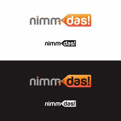 Logo design for nimm das!