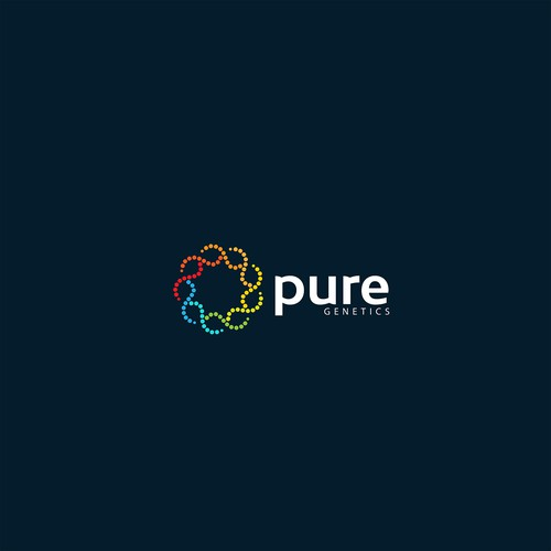 pURE GENETICS LOGO