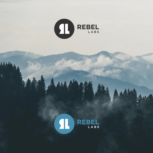 """Rebel Labs"" Logo concept"