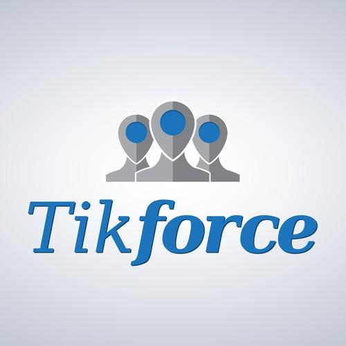 Create a winning logo for Tikforce