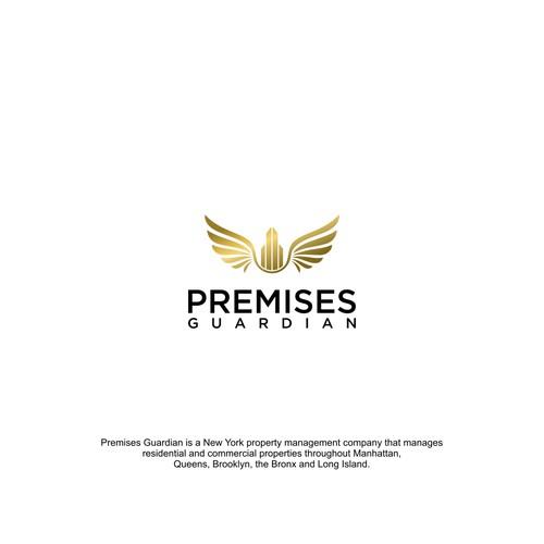 premises guardian logo concept