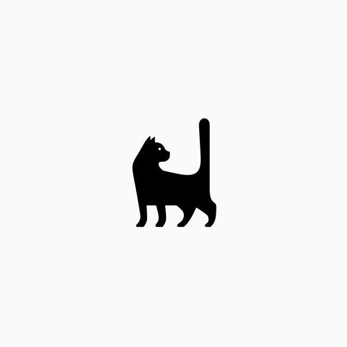 simple mark cat