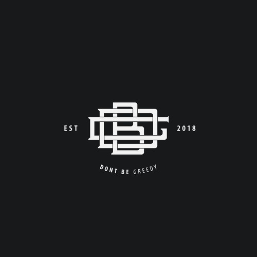 DBG, Monogram Design