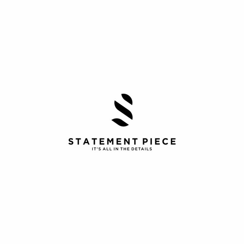 Statement Piece Logo Concept