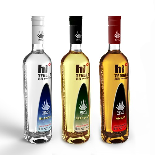 Tequila Labels