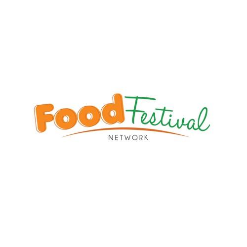 Food Festival Network needs a new Logo Design