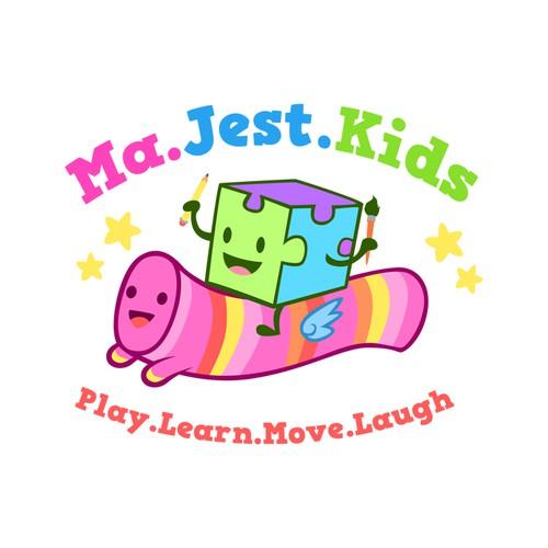 Ma.Jest.Kids Logo