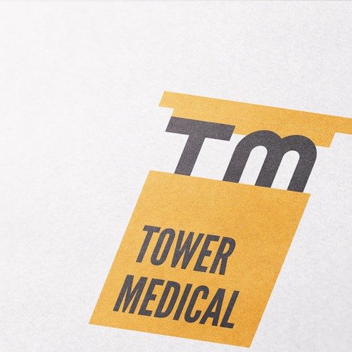 Logo Design for Tower Medical