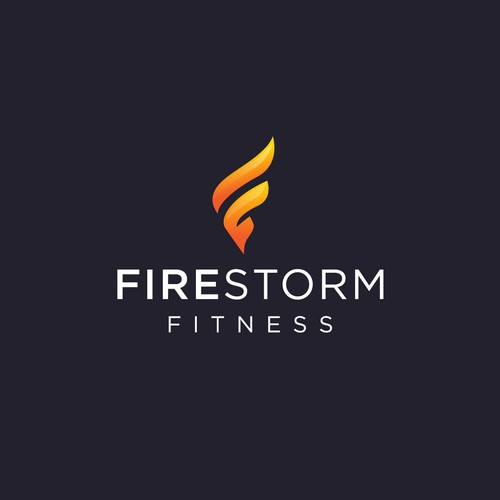 Logo for Firestorm Fitness