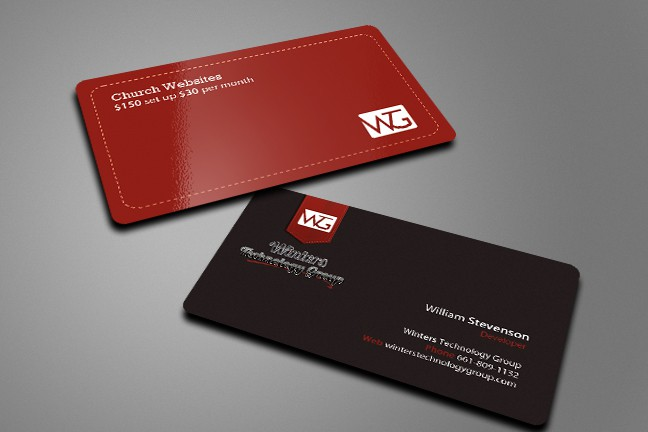 Winters Technology Group needs a new stationery