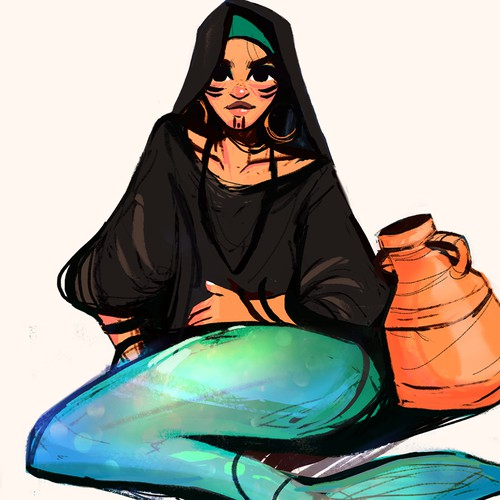 Nile Mermaid