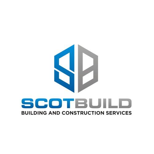 concept logo for Scot Build
