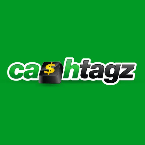 Help CASHTAGZ with a new logo