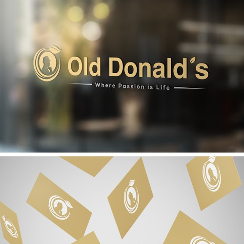 Logo for Old Donald's