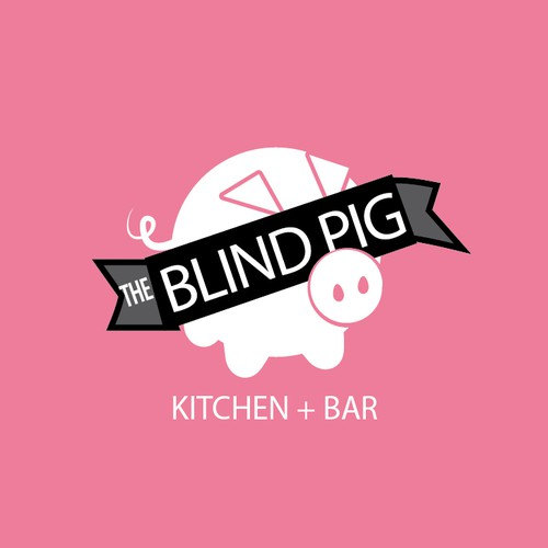New logo wanted for The Blind Pig Kitchen + Bar