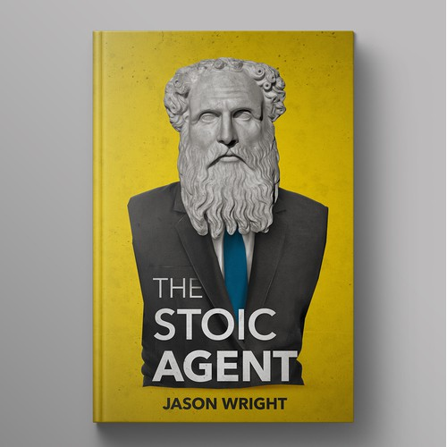 The Stoic Agent Book Cover