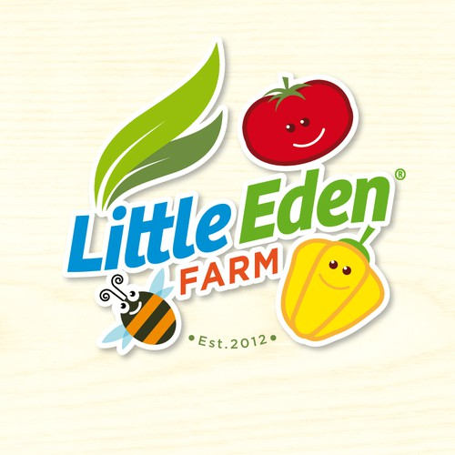 New logo wanted for Little Eden Farm