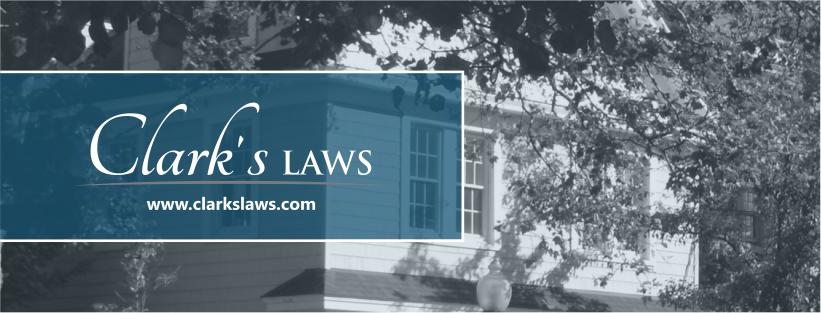 Clark's Laws Logo Redesign