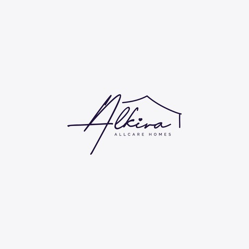 simple logo concept for Alkira