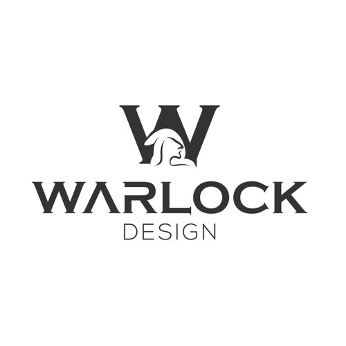 a logo for WarlockDesign
