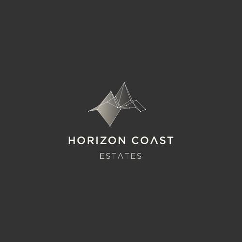 Modern minimalist logo for HCE