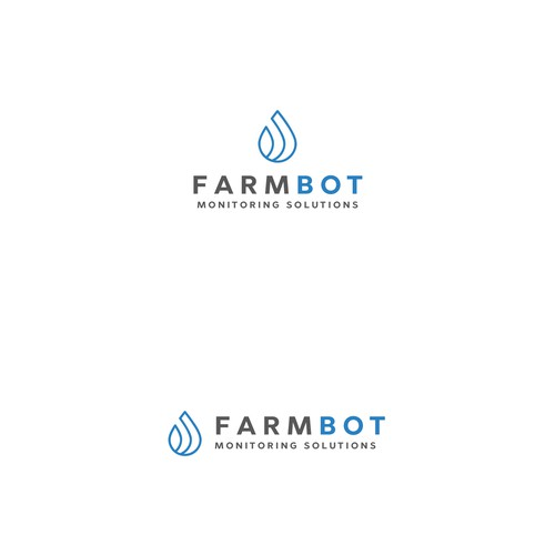 Slick logo for Farmbot