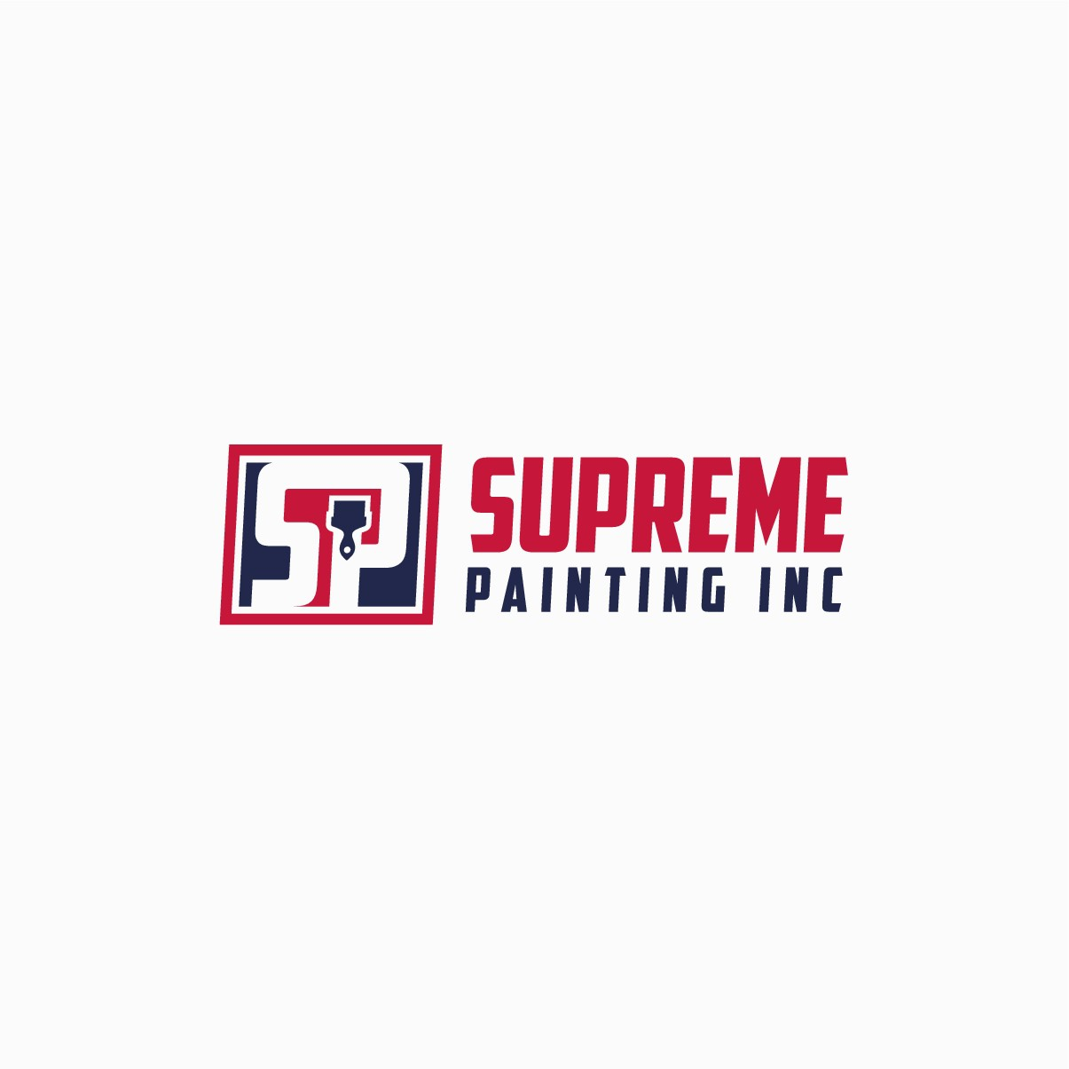 Supreme Painting Inc Logo
