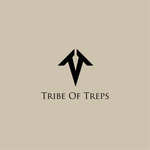 """Tribe Of Treps"" LOGO"