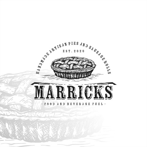 Marricks - new pie and coffee shop on the block!