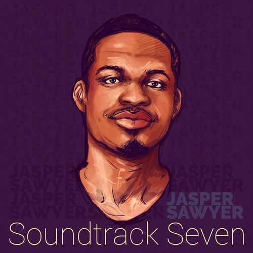 R&B Artist Album Cover