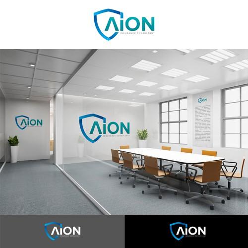 Aion Logo Design