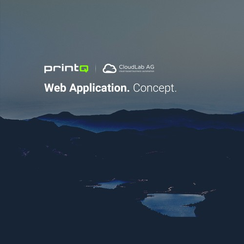 Web Application Concept