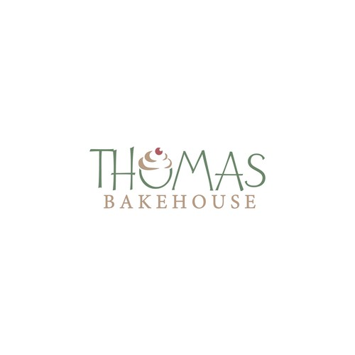 Logo concept for bakehouse