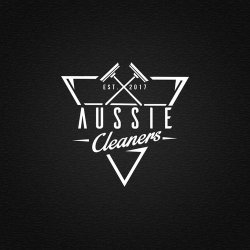 Logo for Aussie Cleaners
