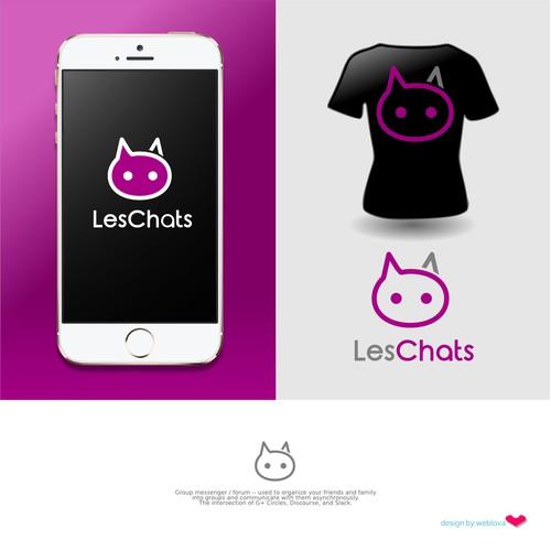 App Logo for LesChats