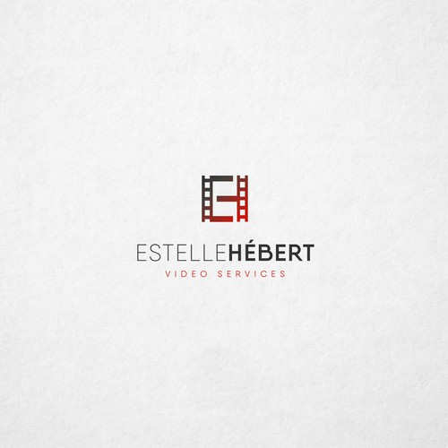 Concept logo filmmaking