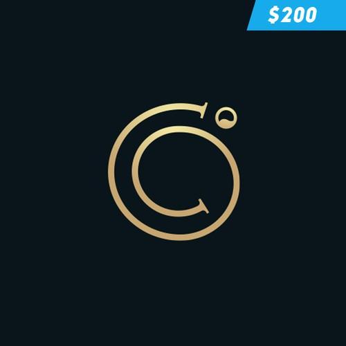 Luxurious Lettermark C Logo