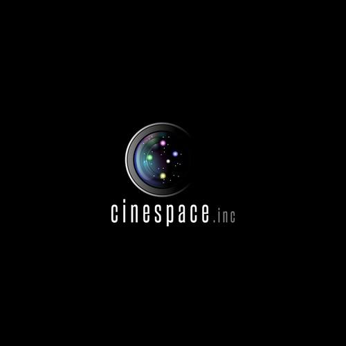 Logo Concept for Cinespace.inc