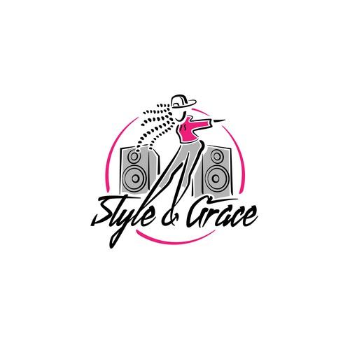 Dance school logo 2