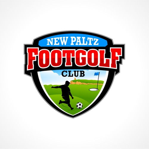 New Paltz FootGolf Club - Logo