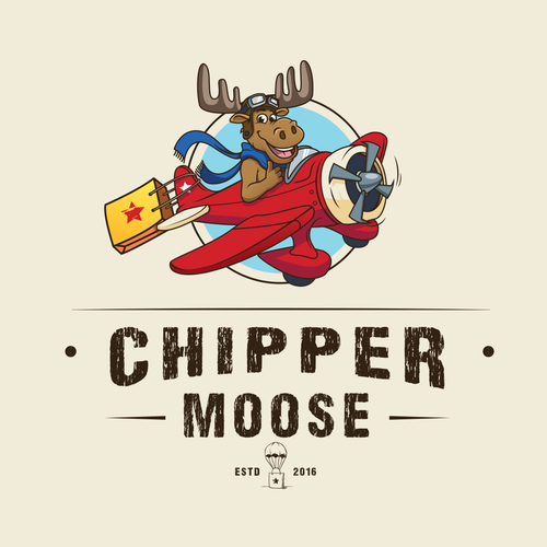 Chipper Moose
