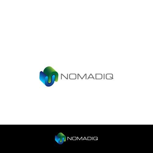 Create the next logo for Nomadiq