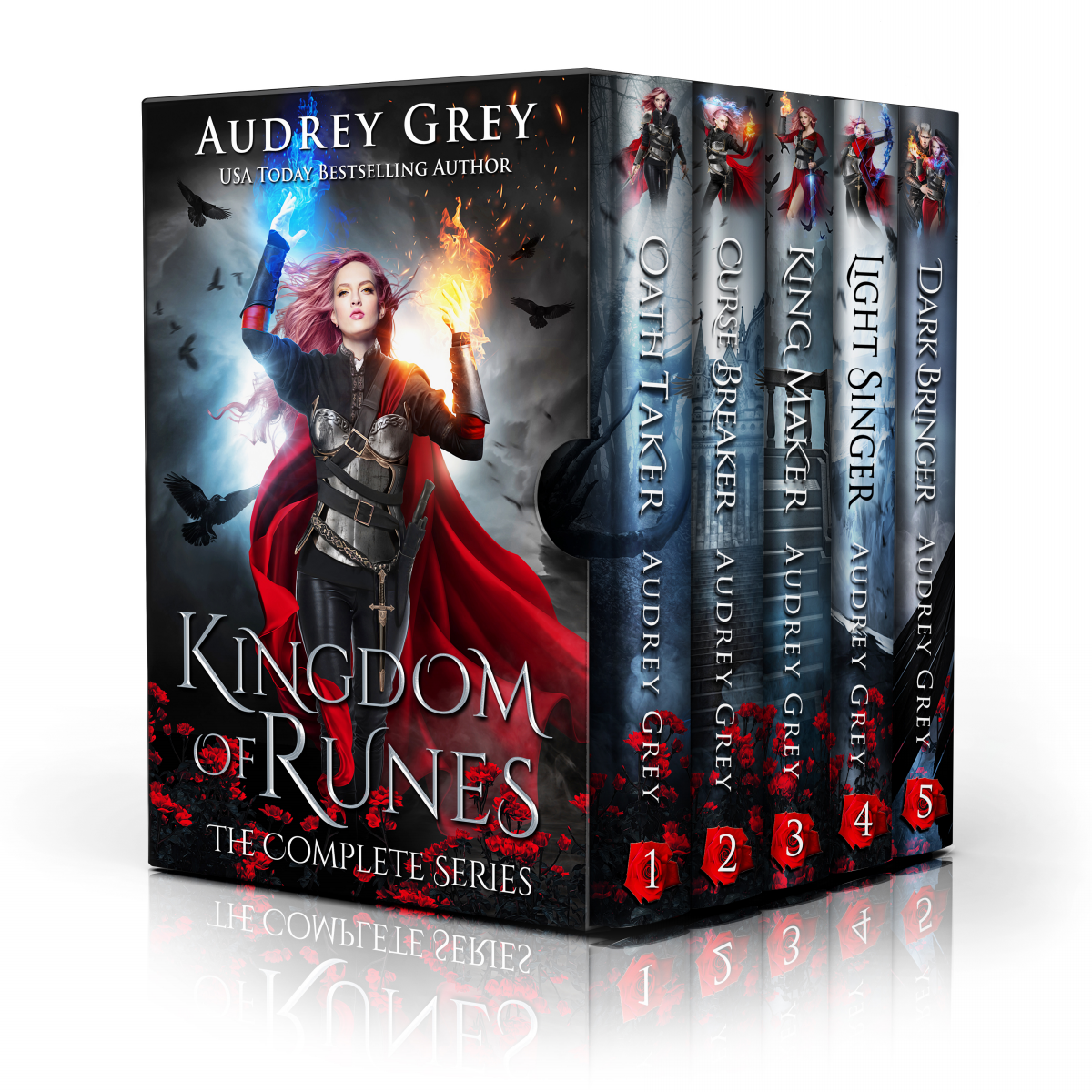 Kingdom of Runes Boxed Set