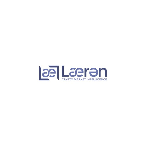 logo concept for Lærən