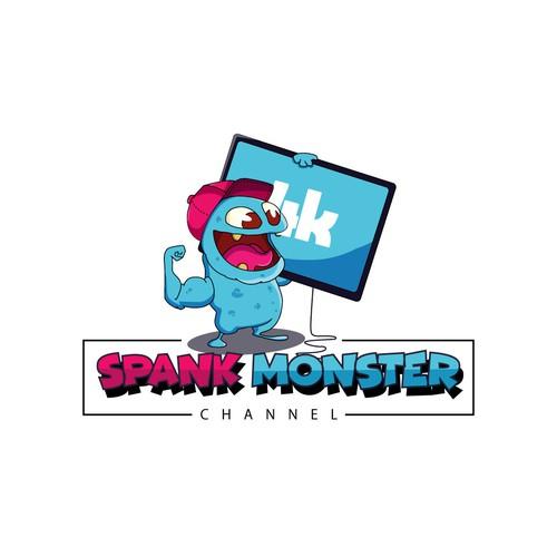 spank monster