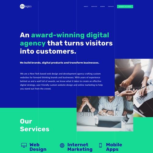 Dotlogics Homepage