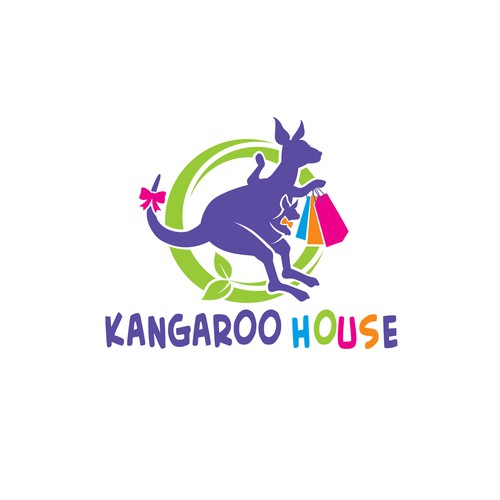 Kangaroo House/Modern & Fashionable Design for Children's ApparelBoutique