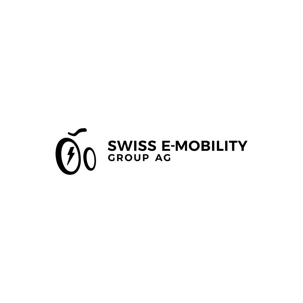 Erstelle ein Logo für eine E-Mobility Gruppe aus der Schweiz